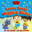 Tumble Tots - Action Songs - Vol 1 Image May Vary from AVID Entertainment