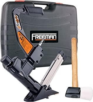 Freeman 3-in-1 Pneumatic Flooring Nailer