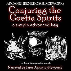 Conjuring the Goetia Spirits Audiobook