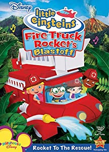 Little Einsteins: Fire Truck Rocket's Blastoff