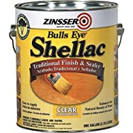 Rust Oleum 0301 Bulls Eye Shellac-3LB CLEAR SHELLAC