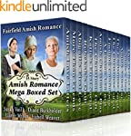 Fairfield Amish Romance: 15 Story Ami...
