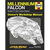 Millennium Falcon Manual: 1977 Onwards (Modified YT-1300 Corellian Freighter) (Owners Workshop Manual)by Ryder Windham