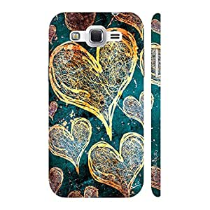 Enthopia Designer Hardshell Case Love Is In The Air Back Cover for Samsung Galaxy J2 (2016)