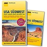 ADAC Reiseführer plus USA Südwest: mit Maxi-Faltkarte zum Herausnehmen