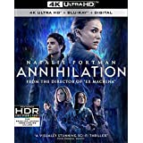 Annihilation 4K UHD Blu-Ray + Blu-Ray + Digital HD