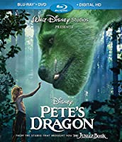 Pete's Dragon (BD + DVD + Digital HD) [Blu-ray] by Walt Disney Studios