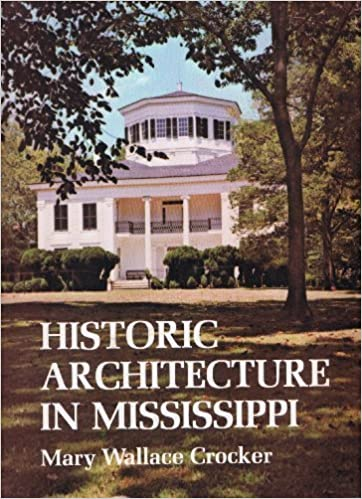 Historic Architecture in Mississippi book cover