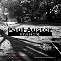 Invisible Audiobook by Paul Auster Narrated by Enrique Aparicio