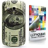 CaseiLike � US Dollar 100 Bill amerikanisches Geld Modell, Snap-on wieder Geh�use f�r Samsung Galaxy S3 Mini i8190 mit Displayschutzfolie 1pcs.