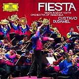 Gustavo Dudamel Fiesta by Gustavo Dudamel (2008) Audio CD
