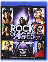 La Era Del Rock [Blu-ray]