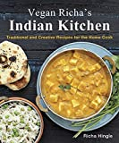 img - for Vegan Richa's Indian Kitchen: Traditional and Creative Recipes for the Home Cook book / textbook / text book