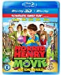 Locandina Horrid Henry - The Movie [Edizione: Regno Unito]