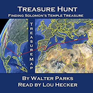 Treasure Hunt: Finding Solomon's Temple Treasure Audiobook