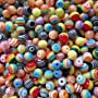 Pretty Pebbles Beads - 100 Acrylic Resin Beads Colour Mix 6mm Round