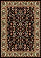 Black Traditional Rug Large 8x11 Area Rugs Black Persian Design 5x8 Rug Dining Room Carpet 2x11 Hallway Runner 2x8 Narrow Rug 8x10 Living Room Rugs
