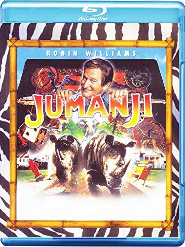 Jumanji [Blu-ray] [IT Import]