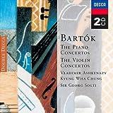 Coffret 2 CD Classique : Bartok - Concertos pour piano et pour violon