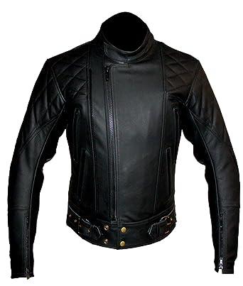 Premier qualité renforcée de moto avec veste en cuir de vache cuir Veste pour femme Toutes tailles