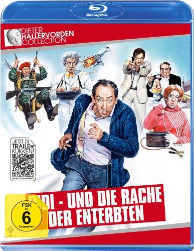 Didi und die Rache der Enterbten [Blu-ray]