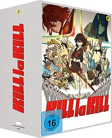 Kill la Kill, DVD
