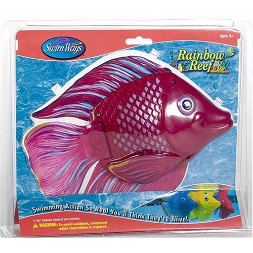 Rainbow Reef Beta Fish Pool Water Toy