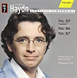 Joseph Haydn: Complete Symphonies, Vol. 7:  No. 69- Laudon / Nos. 86-87