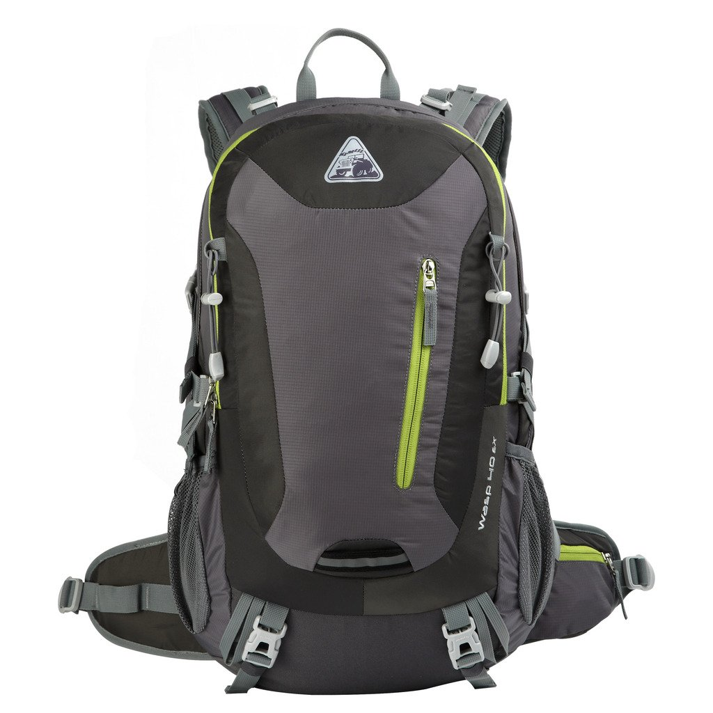 Kimlee Hiking Daypack Trekking Backpack For Men And Women ...