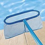 Épuisette de fond pour piscine