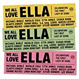 We All Love Ella: Celebrating the First Lady of Songby Various (Tribute)