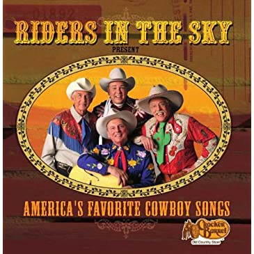 Riders In The Sky CD