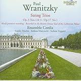 Wranitzky: String Trios