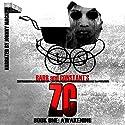 Z Children: Awakening: Children of the Z, Book 1 Audiobook by Eli Constant, B.V. Barr Narrated by Johnny Mack
