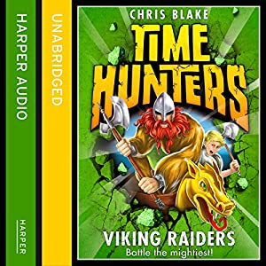 Viking Raiders Audiobook