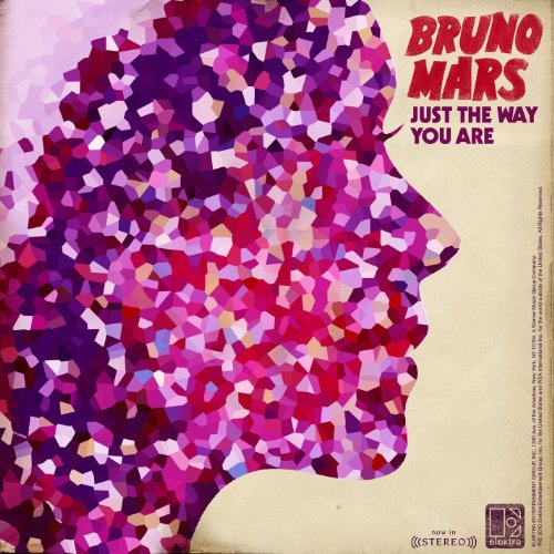 Bruno Mars Just the Way You Are album cover