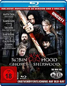 Robin Hood: Ghosts of Sherwood (Uncut) (inkl. anaglypher 3D Version und 2 Brillen) [Blu-ray]
