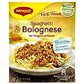 Maggi Fix und Frisch für Spaghetti Bolognese