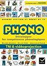 Phono GS-CP Activités de découvertes interactives pour la classe - Cd-rom