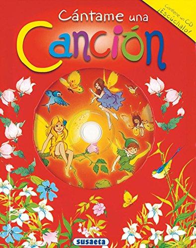 Cantame Una Cancion (Canta Y Cuenta Con CD)