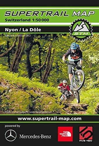 supertrail-map-nyon-la-dole-massstab-150-000