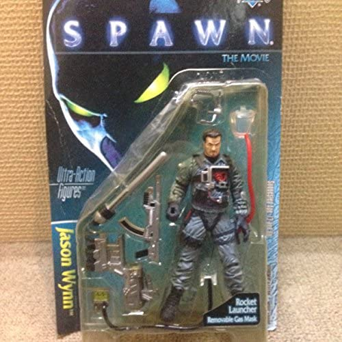 SPAWN Ultra Action Figures Jason Wynn [병행수입품]-