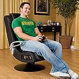 Ace Bayou 4.1 Pro Series X-Rocker Pedestal Wireless Game Chair