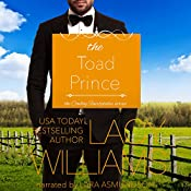 The Toad Prince: Cowboy Fairytales, Book 3 | Lacy Williams