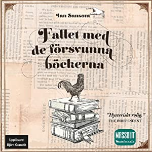 Fallet med de försvunna böckerna [The Case of the Missing Books] Audiobook