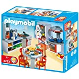 "PLAYMOBIL 4283 - Gro�e Wohnk�chevon ""PLAYMOBIL"""