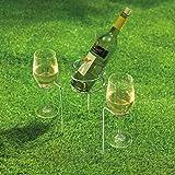Tovolo Steady Sticks Wine Glass Holders - Set of 2