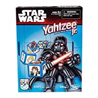 Star Wars Yahtzee Jr. Game