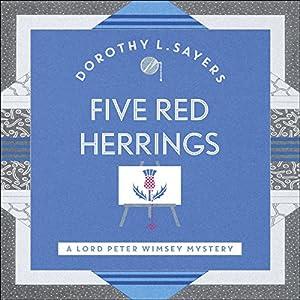 Five Red Herrings Hörbuch