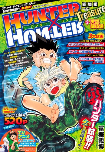 HUNTER×HUNTER総集編 Treasure 2 (HUNTER×HUNTER総集編)